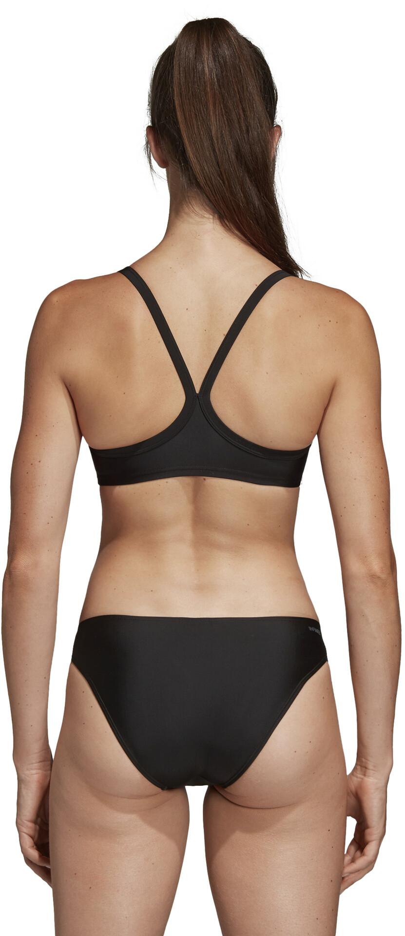 adidas Fit 3 Stripes Infinitex Bikini Dames, black
